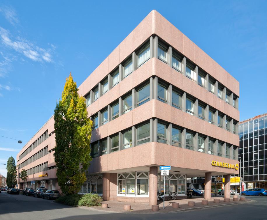 Nürnberg Commerzbank
