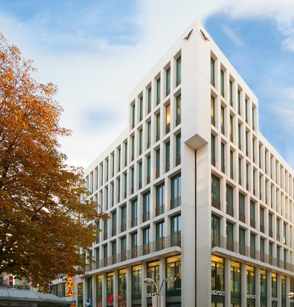 Weißes Haus Stuttgart - Halfkann + Kirchner ...