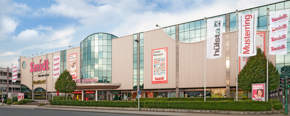 Möbelhaus Smidt - Halfkann + Kirchner Brandschutzingenieure