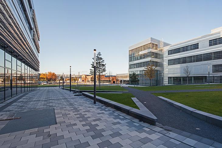 hochschule d sseldorf campus derendorf halfkann kirchner brandschutzingenieure. Black Bedroom Furniture Sets. Home Design Ideas