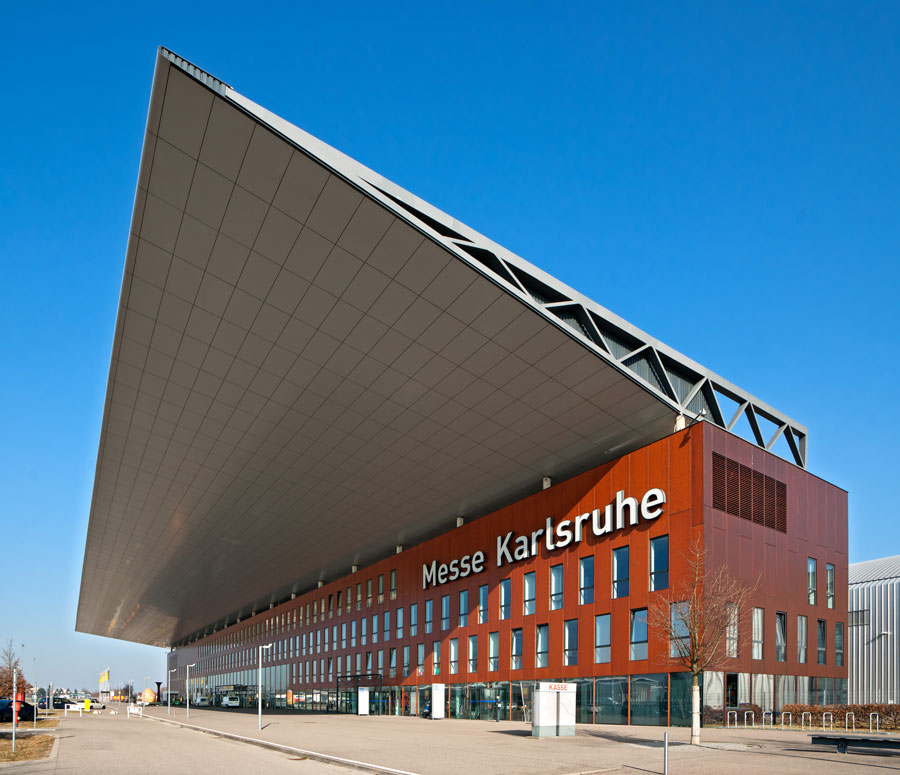 Kulturbühne Messe Karlsruhe